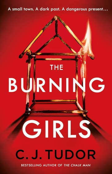 The Burning Girls: The Chilling Richard and Judy Book Club Pick