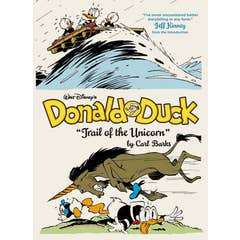 """Walt Disney's Donald Duck """"trail of the Unicorn"""": The Complete Carl Barks Disney Library Vol. 8"""