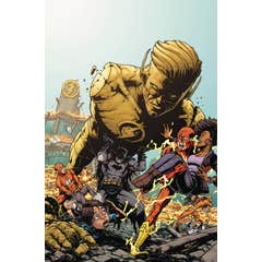 Heroes in Crisis Companion Book