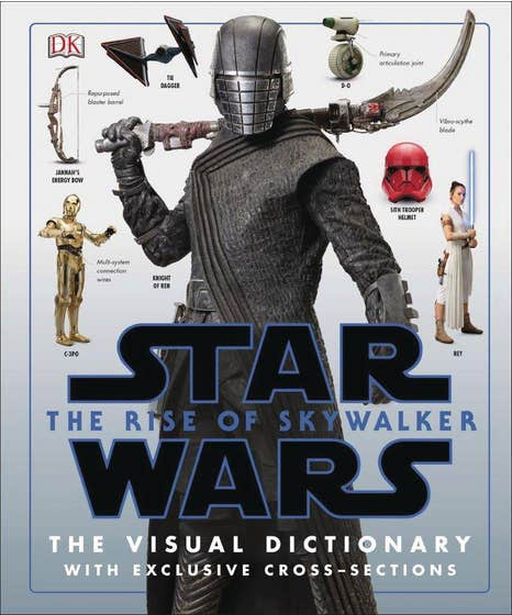 Star Wars Rise of Skywalker Visual Dictionary