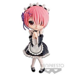 Re Zero Starting Life in Another World Q-posket Ram Fig