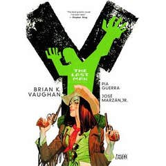 Y: The Last Man: Deluxe Edition Book Three
