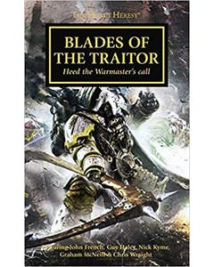 Blades of the Traitor HC