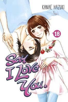 Say I Love You. 18