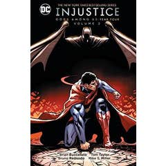 Injustice Gods Among Us Year Four Vol. 2