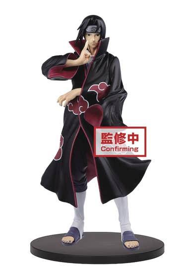Naruto Shippuden Vibration Stars Itachi Uchiha Fig