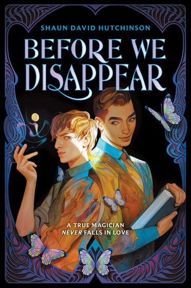 Before We Disappear HC