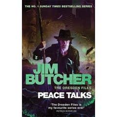 Peace Talks: The Dresden Files, Book Sixteen
