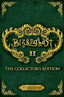Bizenghast: The Collector's Edition Volume 2 manga: The Collectors Edition