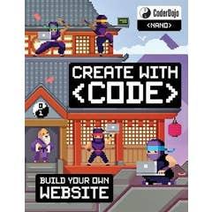 CoderDojo: My First Website: Create with Code