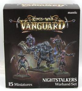 Nightstalkers Warband Faction Starter