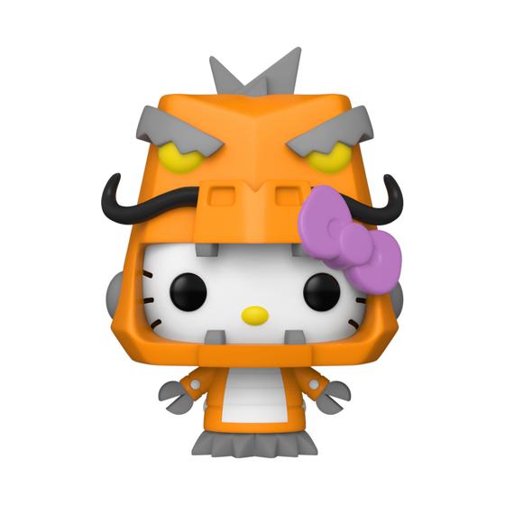 Mecha Kaiju Hello Kitty POP! Sanrio Vinyl Figure