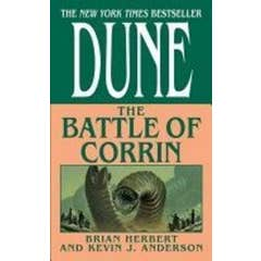 Dune: The Battle of Corrin: Book Three of the Legends of Dune Trilogy