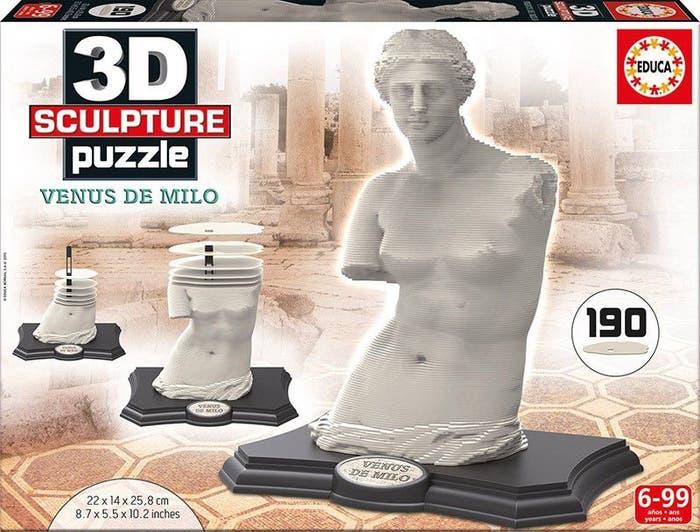 Venus De Milo 3D Puzzle (190)