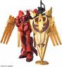 Gundam Build Divers 06 Nu-zeon Gundam 1/144 Hgbd Mdl Kit 2