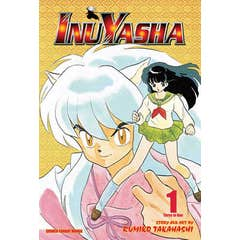 Inuyasha (VIZBIG Edition), Vol. 1