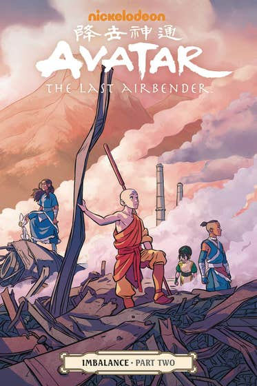Avatar: The Last Airbender - Imbalance Part Two