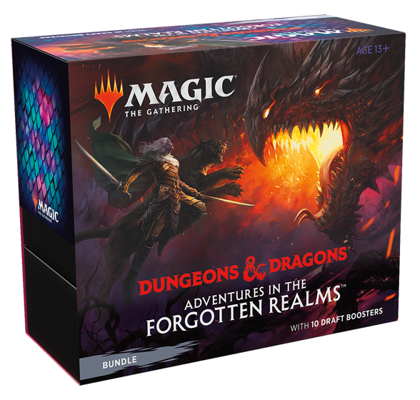 Adventures in the Forgotten Realms Bundle Pack