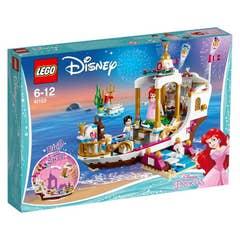 Ariels kongelige selskapsbåt