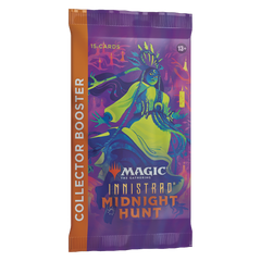 Innistrad Midnight Hunt Collector's Booster Pack
