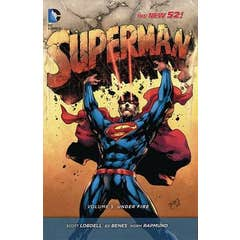 Superman Vol. 5 Under Fire (The New 52)