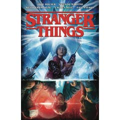 Stranger Things: The Other Side (graphic Novel)