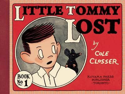 Little Tommy Lost: Book One: Book One