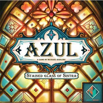 Azul Stained Glass of Sintra NO