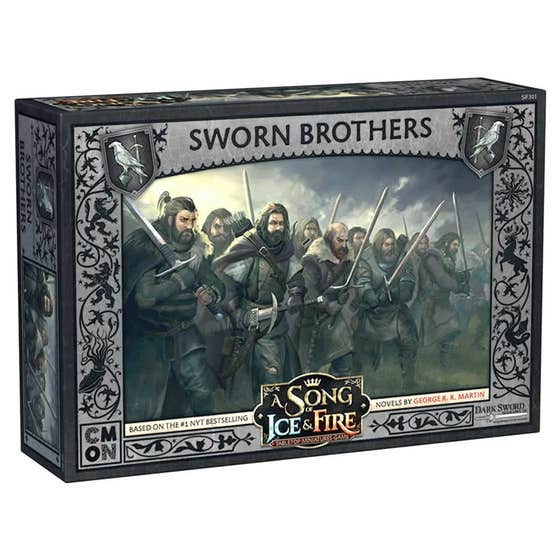 Sworn Brothers Expansion