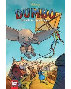 Disney Dumbo: Friends in High Places (Graphic Novel)