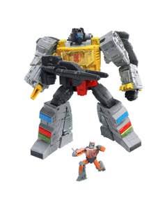 Grimlock & Autobot Wheelie Leader Class Action Figure