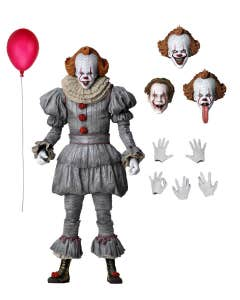 It Chapter 2 2019 Pennywise Ultimate 7in Af