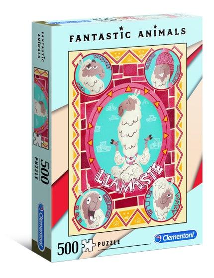 Llamaste Puzzle (500)
