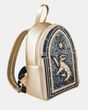 Hufflepuff Stained Glass Window Backpack 2