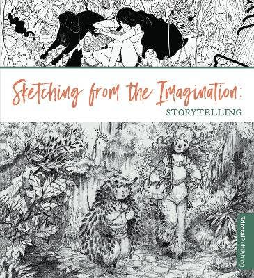 Sketching from the Imagination: Storytelling