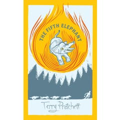The Fifth Elephant: (Discworld Novel 24): from the bestselling series that inspired BBC's The Watch