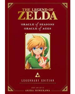 The Legend of Zelda: Oracle of Seasons / Oracle of Ages -Legendary Edition-