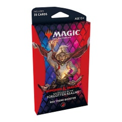 Adventures in the Forgotten Realms Red Theme Booster Pack