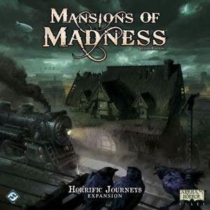 Mansions of Madness: Second Edition – Horrific Journeys: Expansion