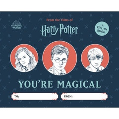 Harry Potter: You're Magical: A Fill-In Book