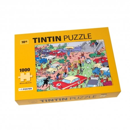 Rally Puzzle (1000)