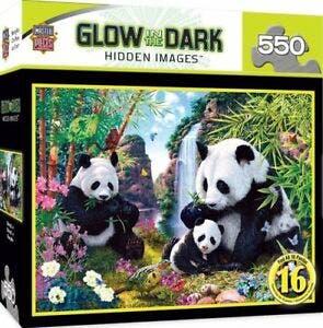 Panda Puzzle (550)