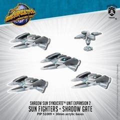 Sun Fighters & Shadow Gate