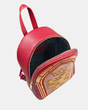 Gryffindor Stained Glass Window Backpack 4