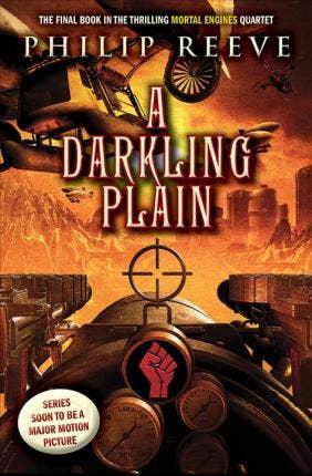 A Darkling Plain (Mortal Engines, Book 4), 4