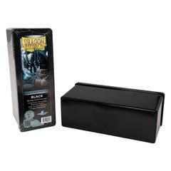 Black Dragon Shield Four Compartment Deck Box