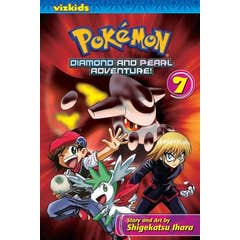 Pokemon Diamond and Pearl Adventure!, Vol. 7
