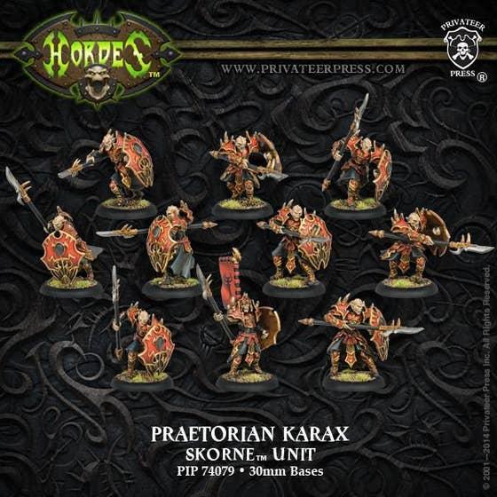 Praetorian Karax Unit
