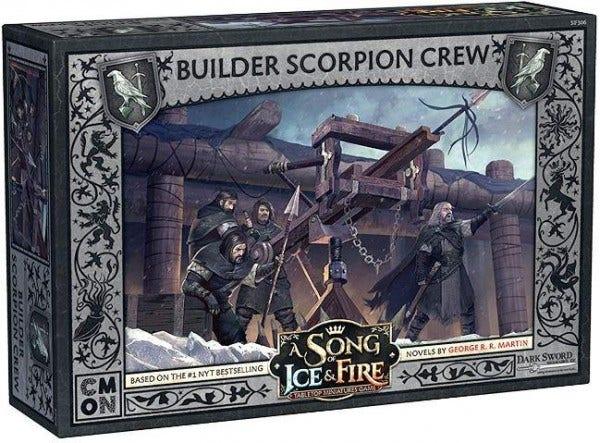 Builder Scorpion Crew Expansion