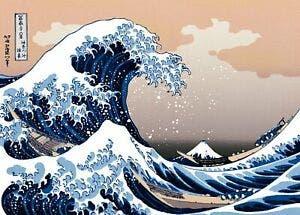 Great Wave of Kanagawa Puzzle (2000)